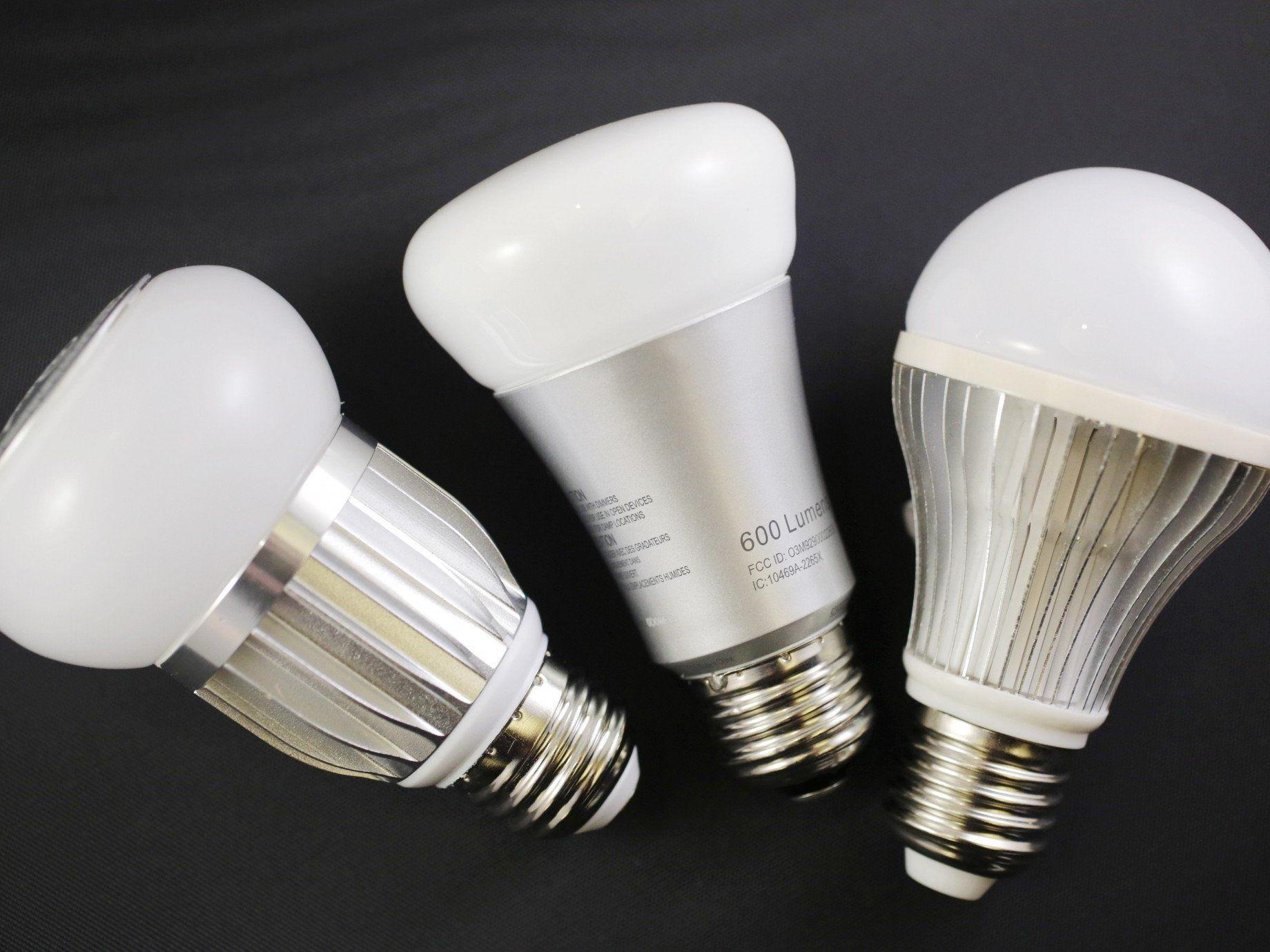 Lange Lebensdauer und gute Lichtqualität: 15 LED-Lampen im Test.