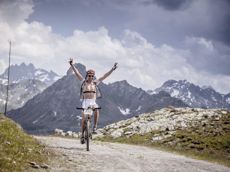 Bereits zum sechsten Mal bringt der M3 Montafon Mountainbike Marathon (25. – 26.07.14) die Radler an ihre Grenzen.