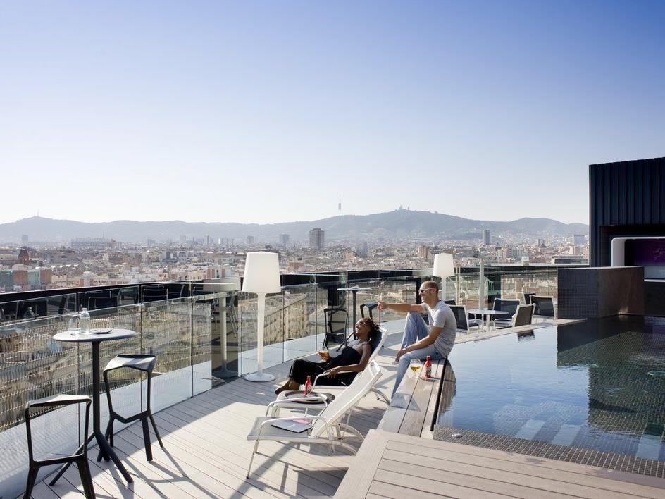 Vienna.at und austria.com verlosen eine Nacht im Designhoel Barceló Raval in Barcelona.