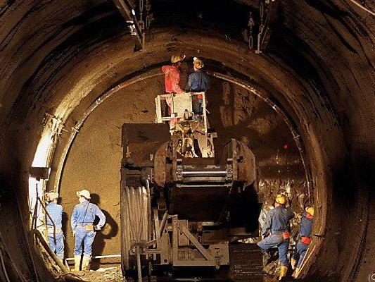 Semmering-Basistunnel: Baufortschritt mit Hindernissen