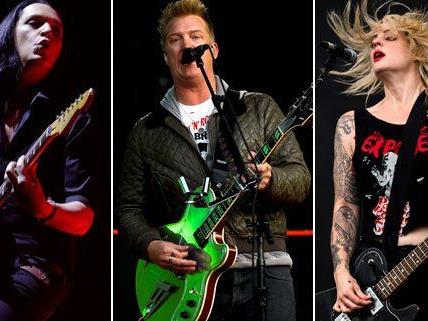 Buntes Line-Up am Frequency Festival 2014 mit Placebo, Queens of the Stone Age, Brody Dalle und vielen mehr