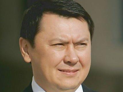 Die U-Haft über Rakhat Aliyev wurde verlängert.