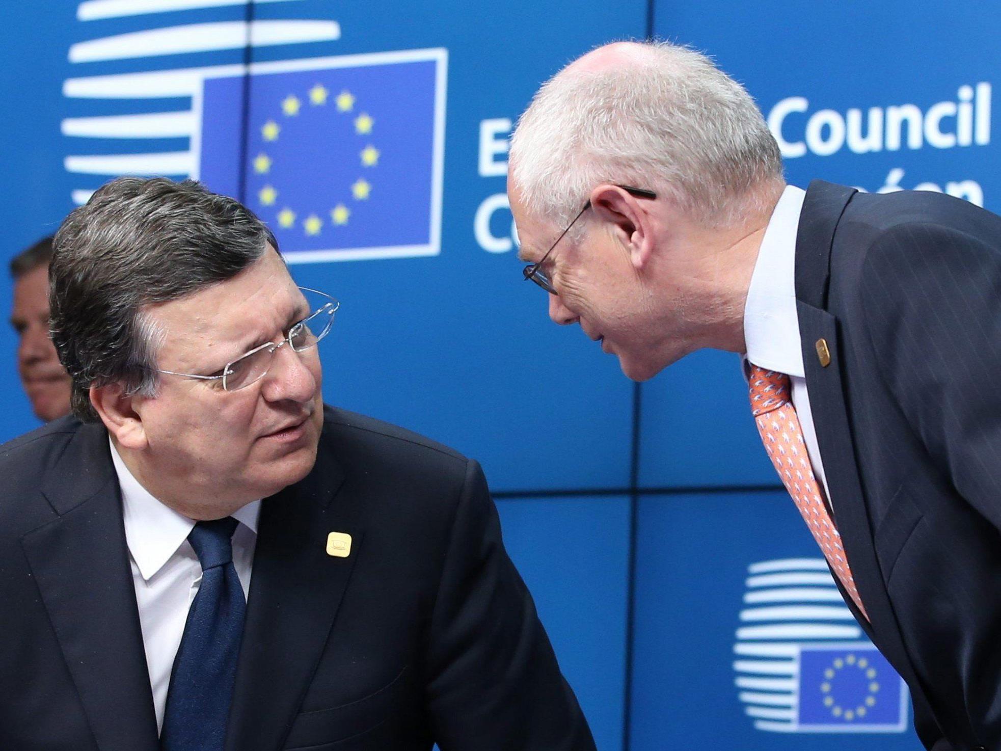 EU-Gipfel über Topjobs ohne Ergebnis zu Ende