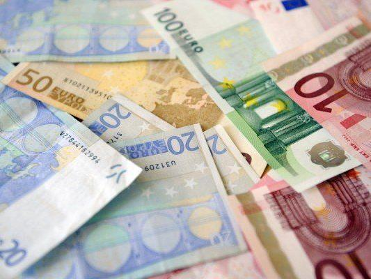 Falsche Geldnoten in Österreich im Umlauf.