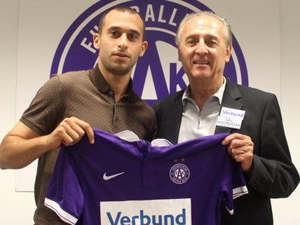 Omer Damari freut sich auf die neue Aufgabe bei der Austria.