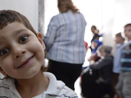 """Unbegleitete minderjährige Flüchtlinge werden künftig im Haus """"Sidra"""" untergebracht."""