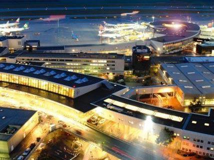 Im ersten Halbjahr 2014 kann sich der Wiener Flughafen über ein Passagierplus freuen.