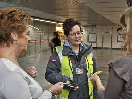 3,7 Millionen Fahrgäste wurden heuer bereits kontrolliert.