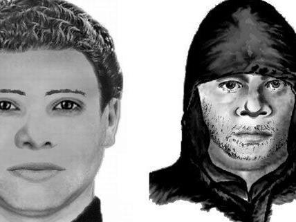 Diese beiden Männer werden von der Polizei gesucht.
