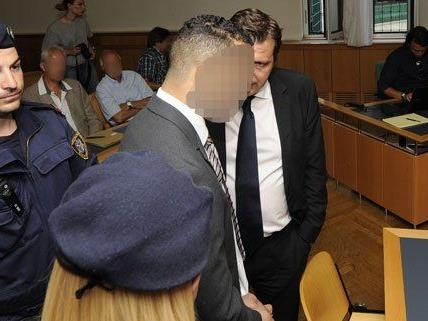 Am Donnerstag ist Renato S. in Wien zu einer Haftstrafe verurteilt worden.