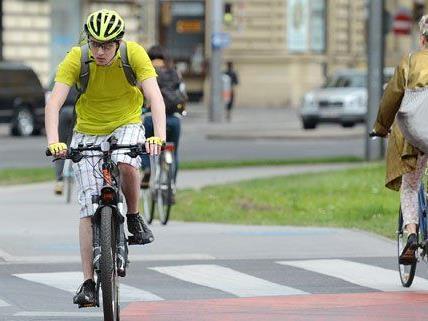 Fahrradfahrer in Wien werden von einer neuen Facebook-Gruppe beobachtet.