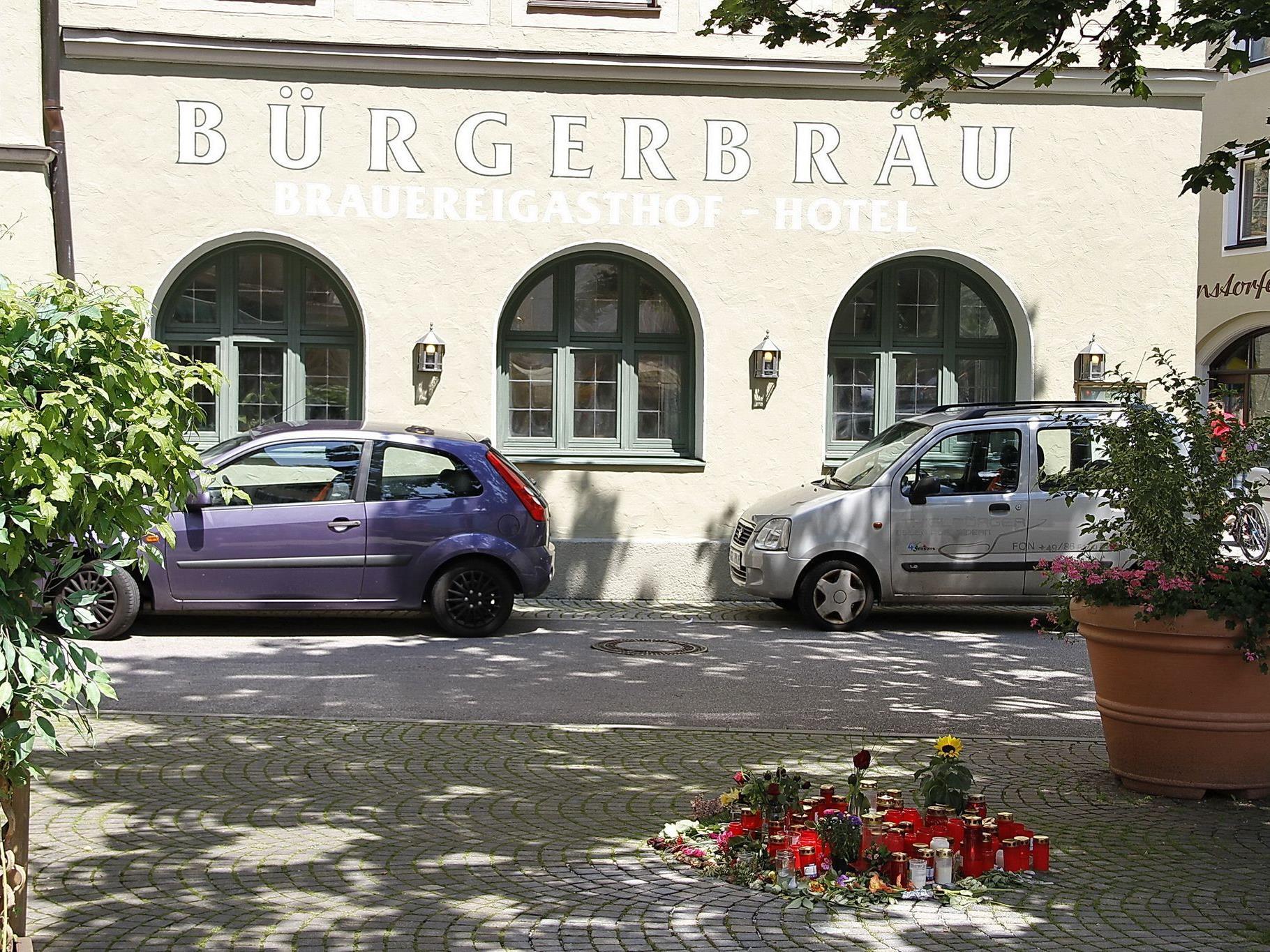 Nach dem Mord in Bad Reichenhall wurde am Wochenende ein Mann festgenommen.