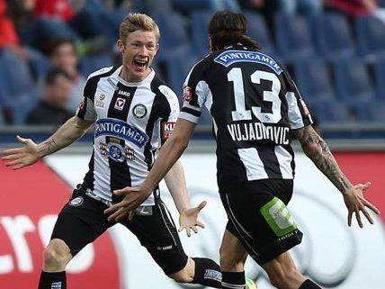 Sturm Graz empfängt am Samstag nicht weniger motivierte Altacher.