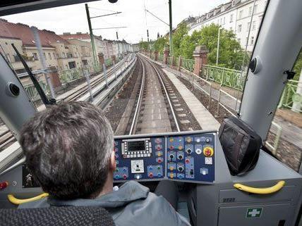 In Wien fahren die U-Bahnen auch bei einem Stromausfall weiter.
