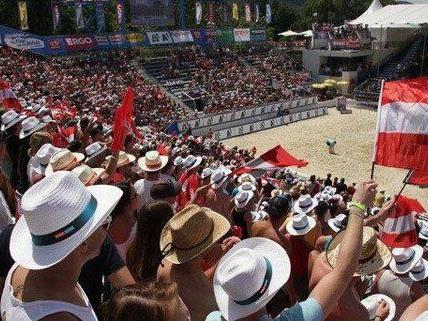 Mit Spannung werden die Bewerbe der Damen in Klagenfurt erwartet.