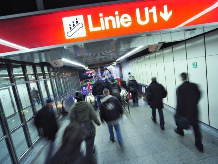 Nach der Bergung der Fliegerbombe in Wien-Floridsdorf wurde der U-Bahnbetrieb wieder aufgenommen.