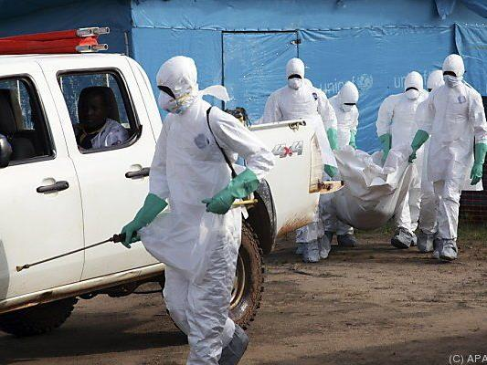 Ebola-Epidemie in Liberia
