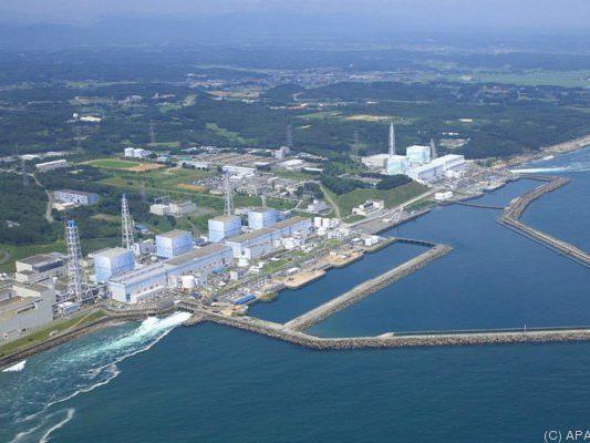 Fukushima-Reaktoren werden mit Wasser gekühlt