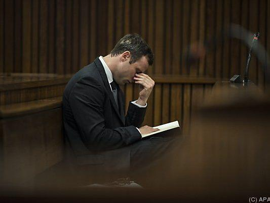 Pistorius leidet unter Angststörung