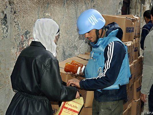Regimegegner überfielen UNO-Beobachter