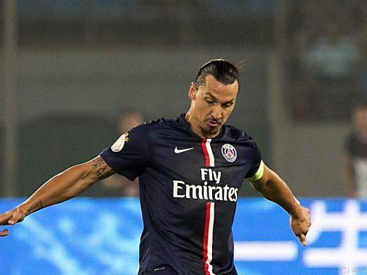 Ibrahimovic peilt die nächsten Titel an