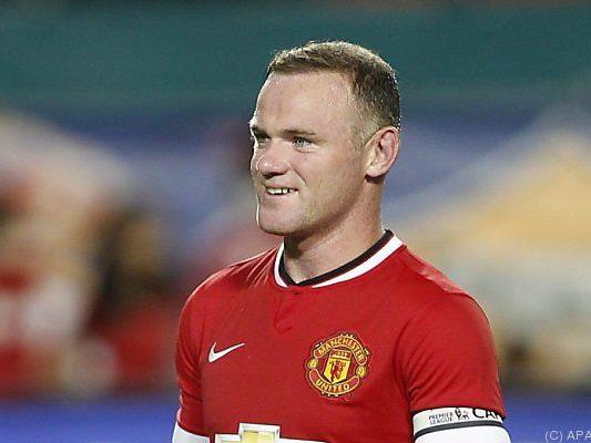 Rooney freut sich über Vertrauen