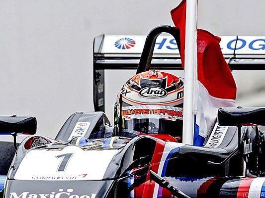 Der Niederländer fährt derzeit in der Formel-3