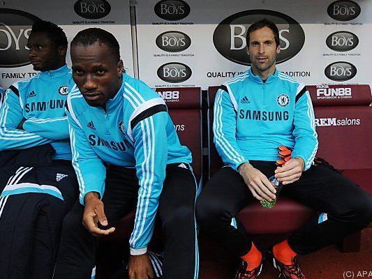 Prominente auf der Chelsea-Ersatzbank