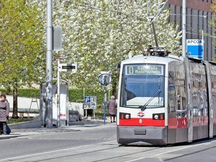 Gleisbau am Rennweg: O und 71 ab Donnerstagabend umgeleitet