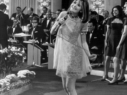 1967 holte für Großbritannien Sandie Shaw den Sieg.