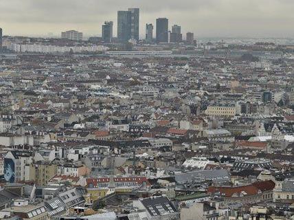 Wien wird 2029 Zwei-Millionen-Stadt - City und Hietzing schrumpfen