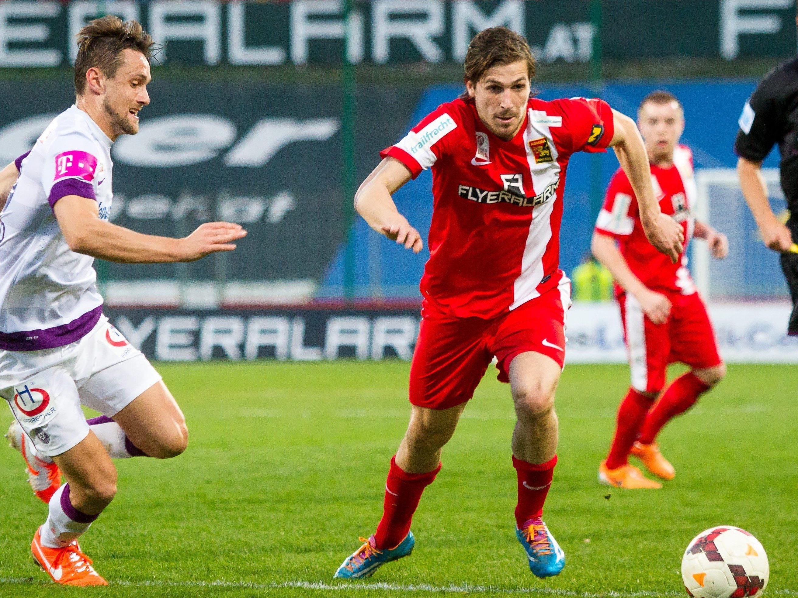 LIVE-Ticker zum Spiel FC Admira Wacker Mödling gegen FK Austria WIen ab 19.00 Uhr.