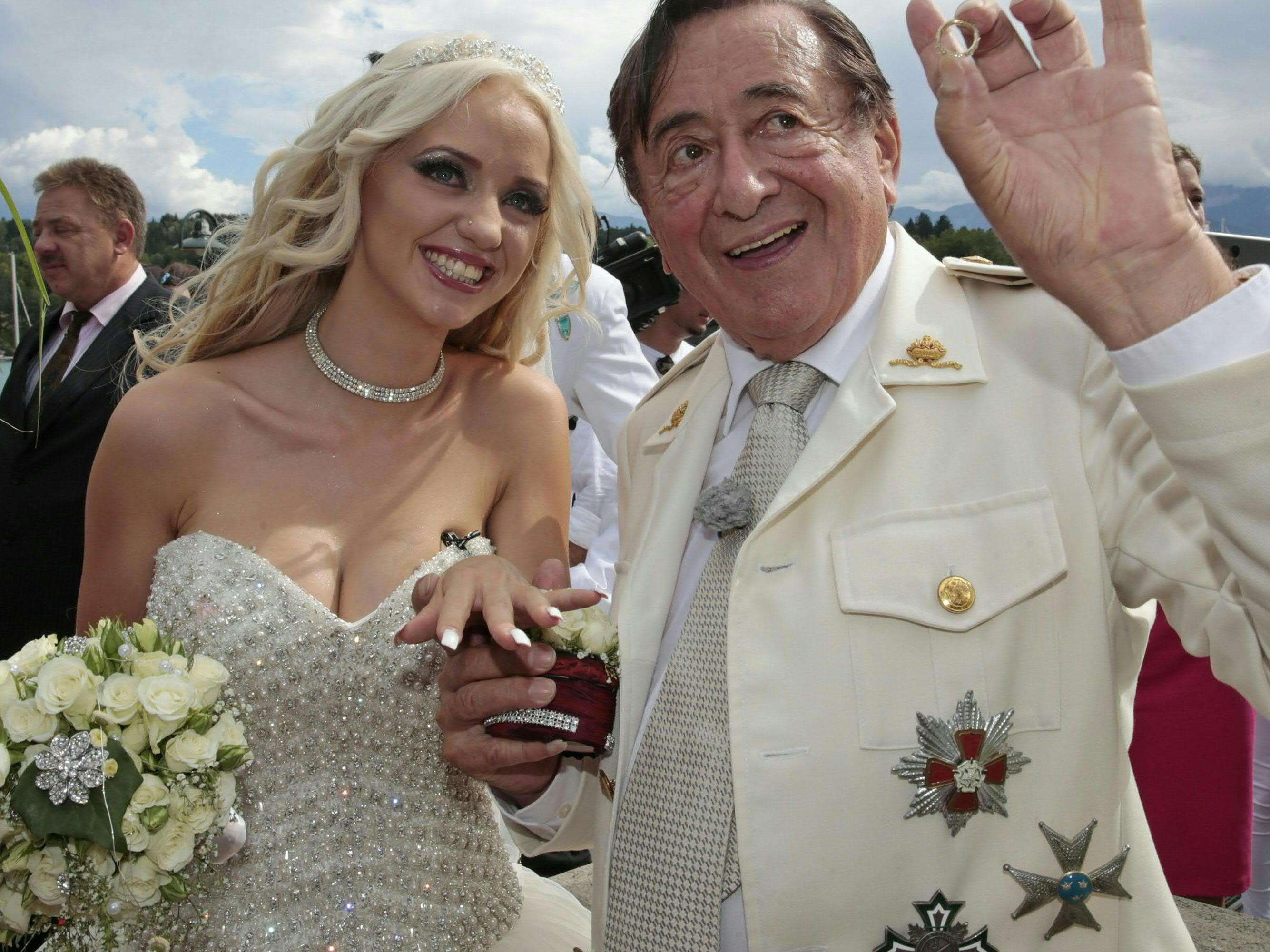 Richard Lugner heiratet zum fünften Mal