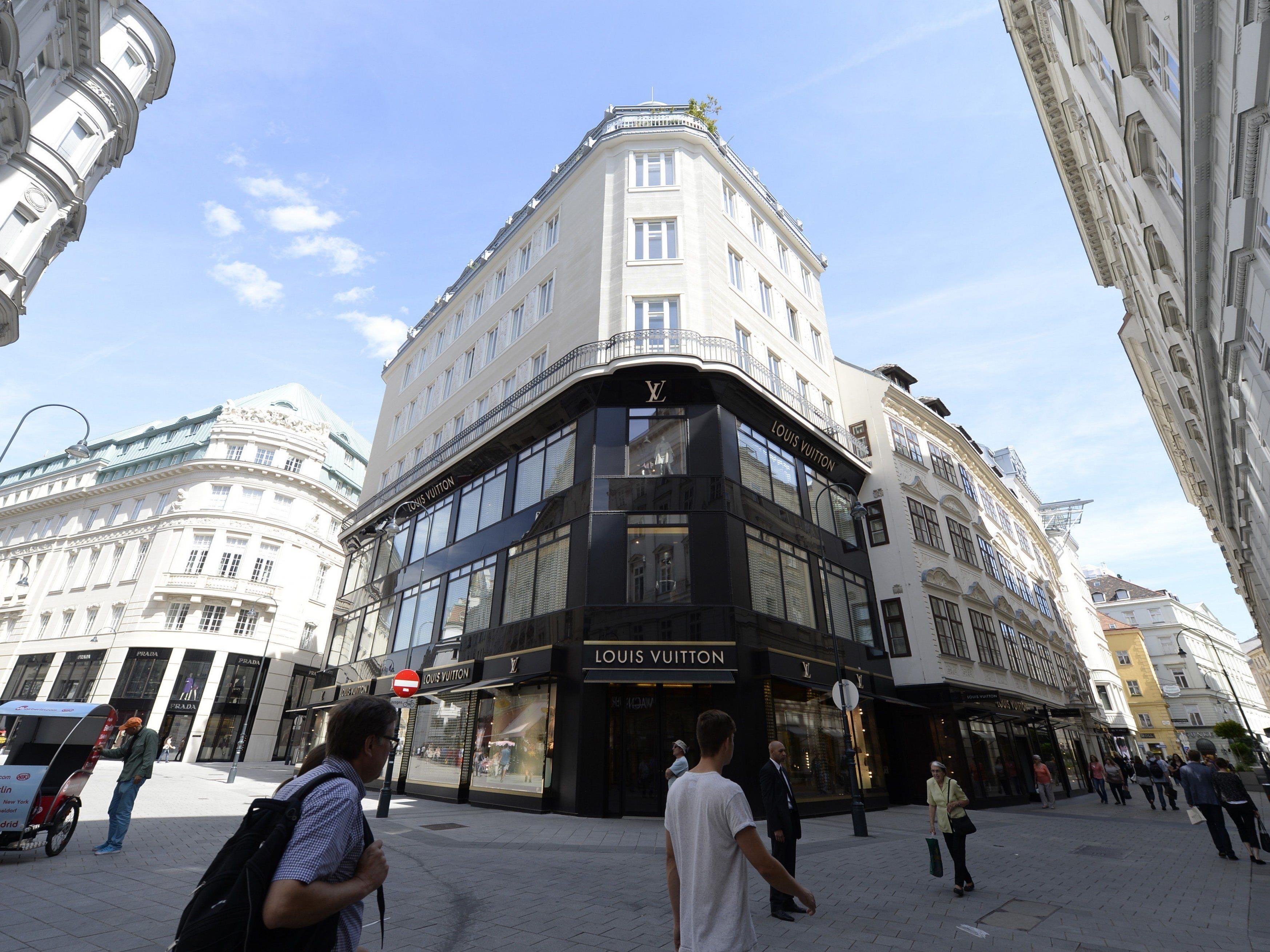 """Die teuersten Wohnungen Österreichs findet man im """"Goldenen Quartier"""" in Wien."""