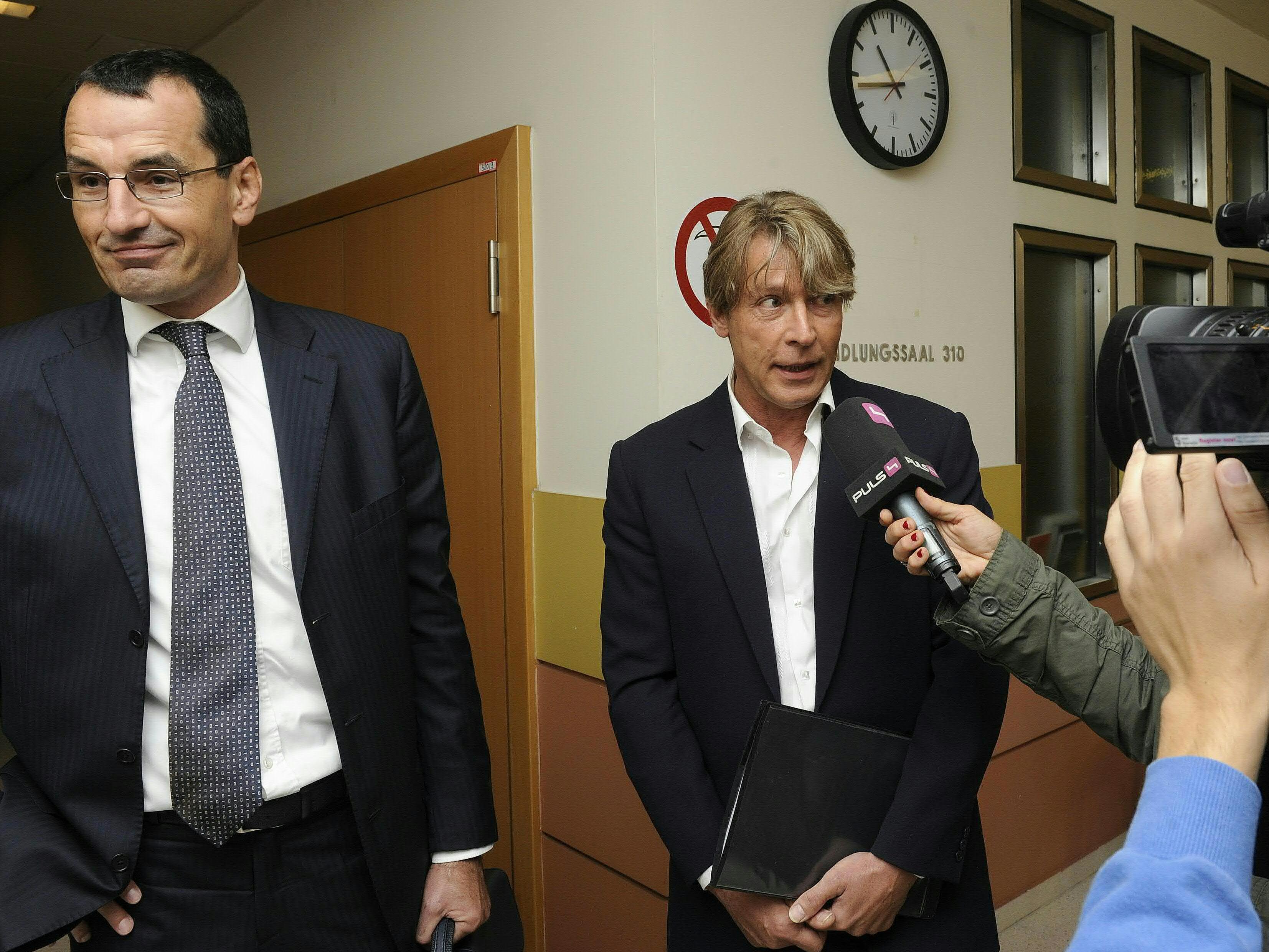 Society-Reporter Dominic Heinzl bekam erneut eine Entschädigung zugesprochen.
