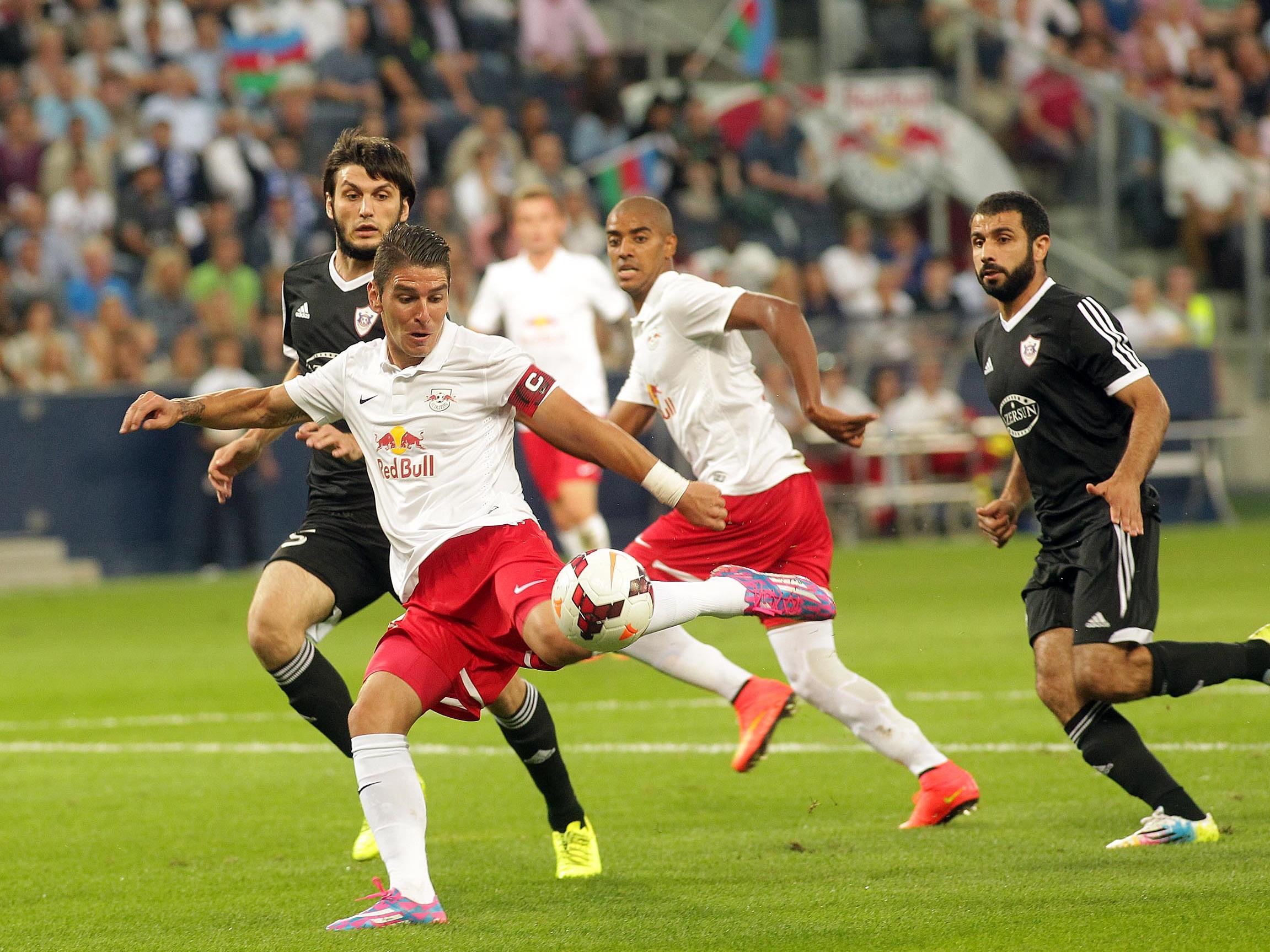 Red Bull Salzburg erreicht das Champions League-Play Off.