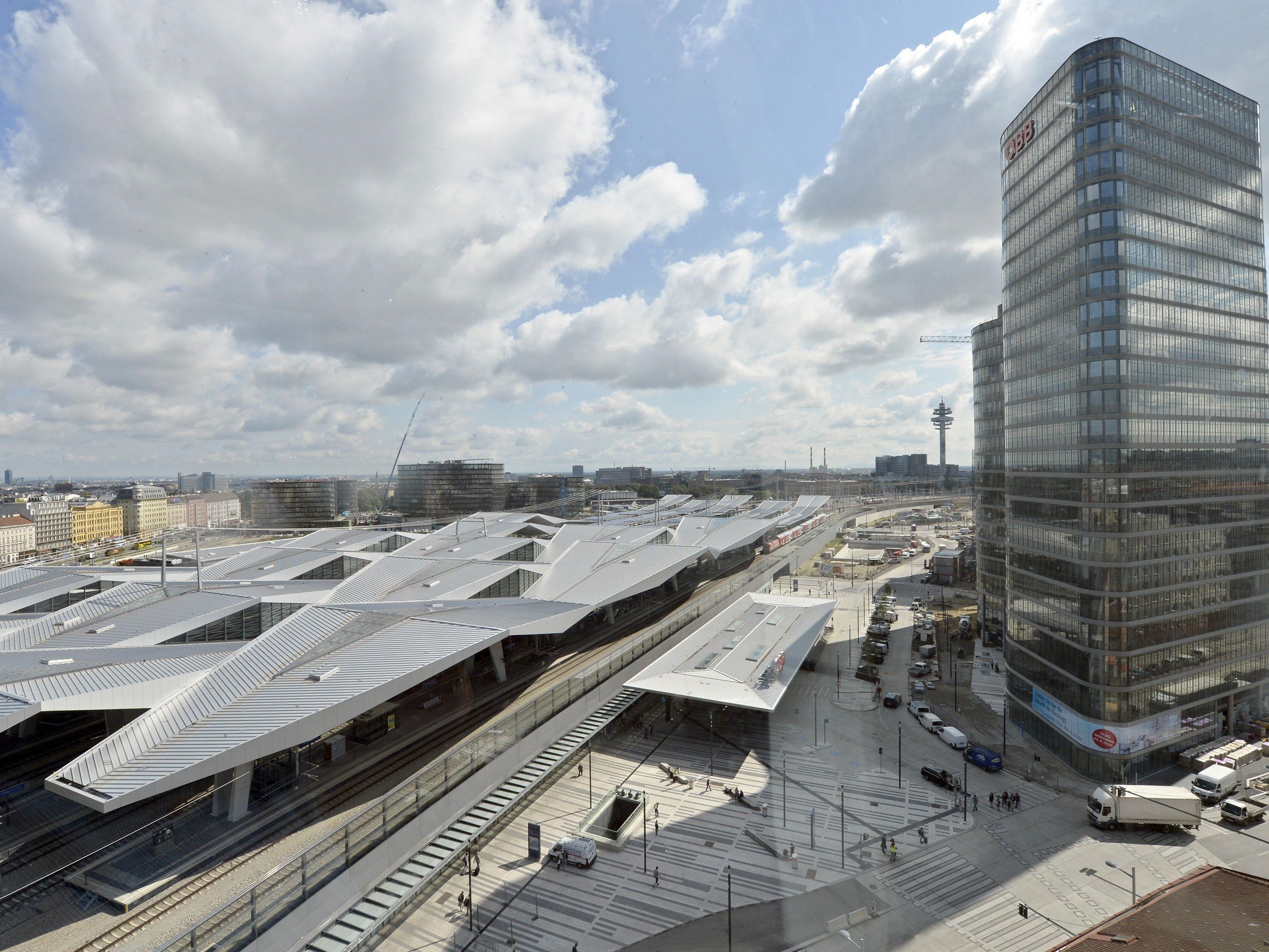 Neuer Wiener Hauptbahnhof erhält multikonfessionellen Gebetsraum