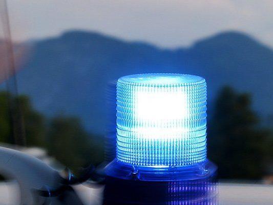 Der Mann versuchte eine Tankstelle in Graz anzuzünden.