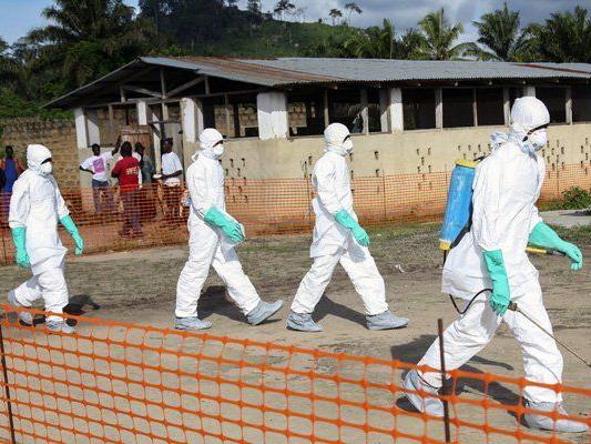 Die US-Gesundheitsbehörde zeigt sich zuversichtlich im Kampf gegen Ebola.