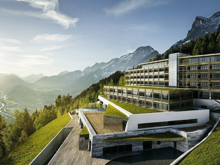 Einen Kurzurlaub im For Friends Hotel in Tirol gewinnen.