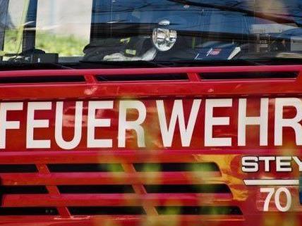 29 Feuerwehren waren am Sonntagabend in NÖ im Einsatz.