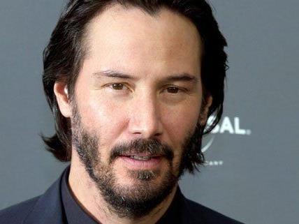 """""""Speed"""", """"Matrix"""" und jetzt auch Regie: Keanu Reeves wird 50"""