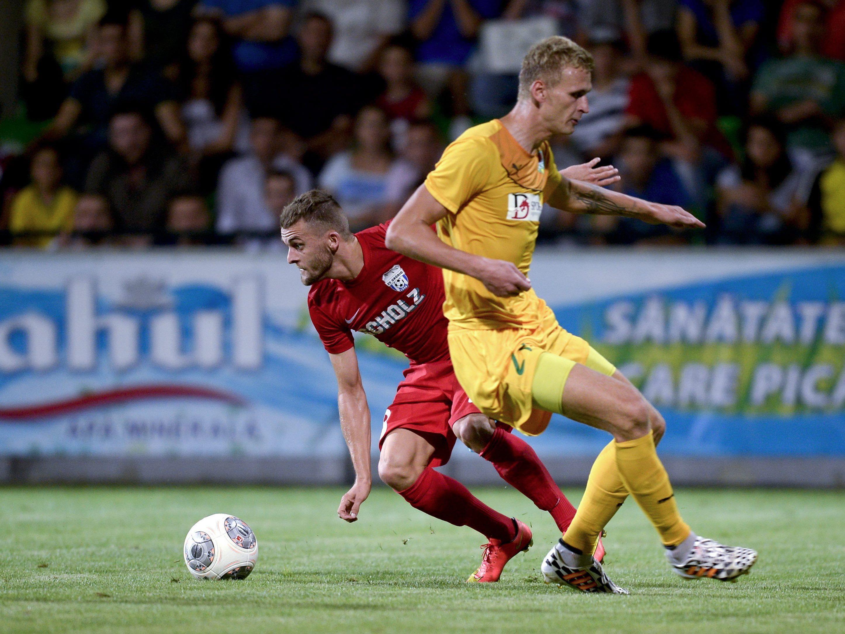 Der SV Grödig verpasst trotz 1:0-Sieg den Aufstieg in das Europa League-Play-Off.