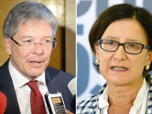 Peter Kaiser will mit Johanna Mikl-Leitner am Donnerstag über die Asylproblematik sprechen