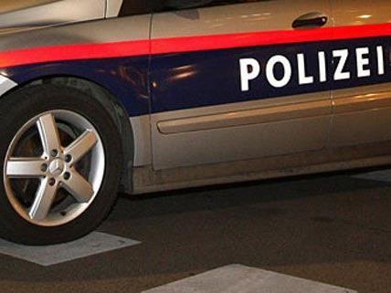 Die Polizei nahm den Mann am Samstagabend fest.