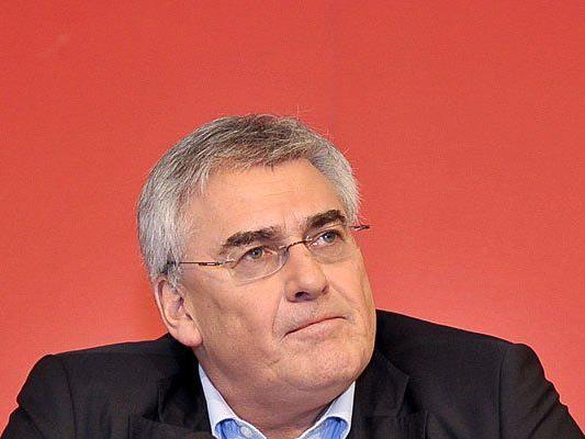 ORF-Kommunikationschef Pius Strobl wird sich um den Song Contest kümmern