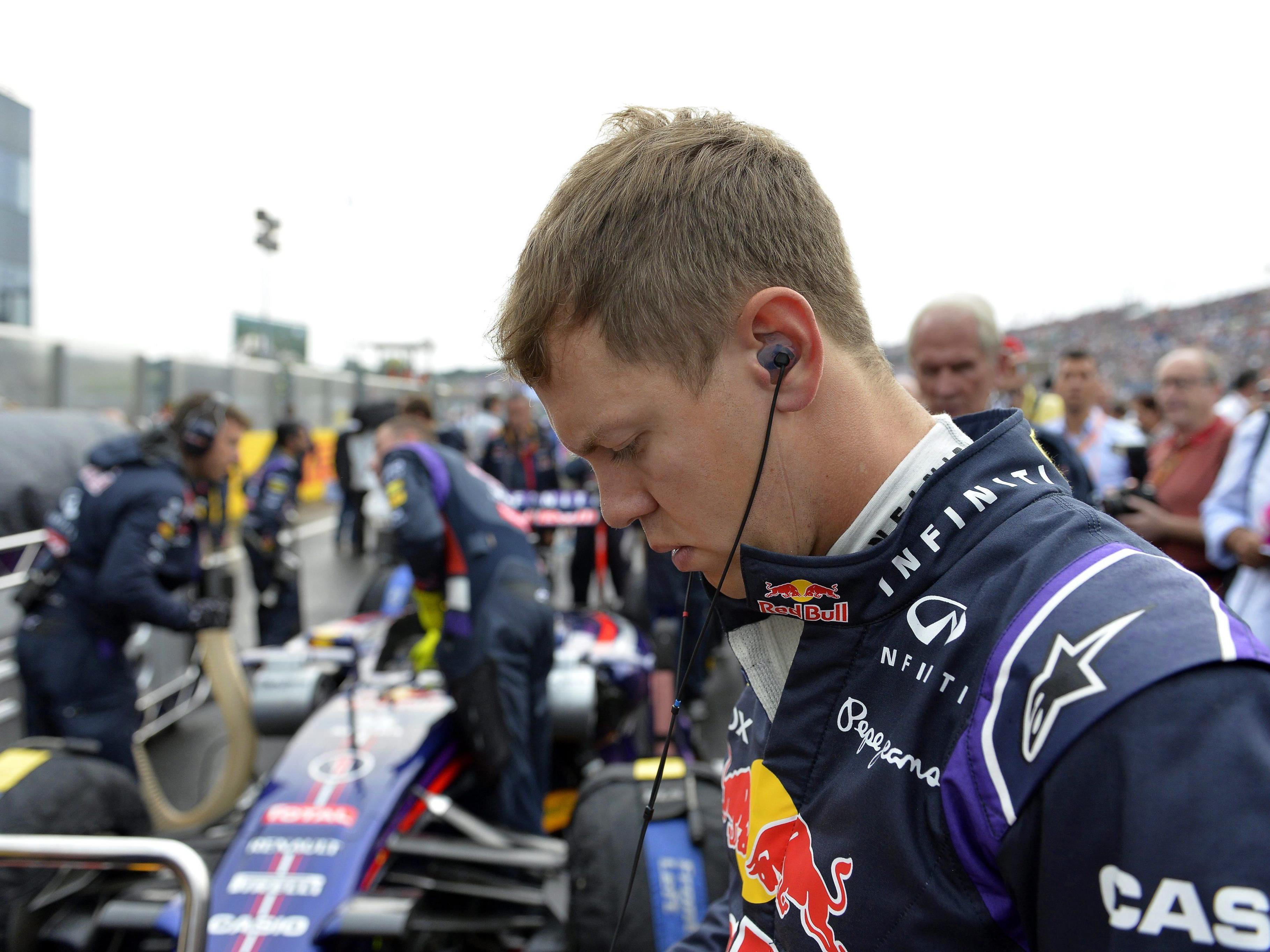"""""""Es war eine harte erste Saisonhälfte"""" - Schlechte Aussichten auf Trendwende für Sebastian Vettel."""