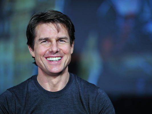 Tom Cruise dreht derzeit in Wien