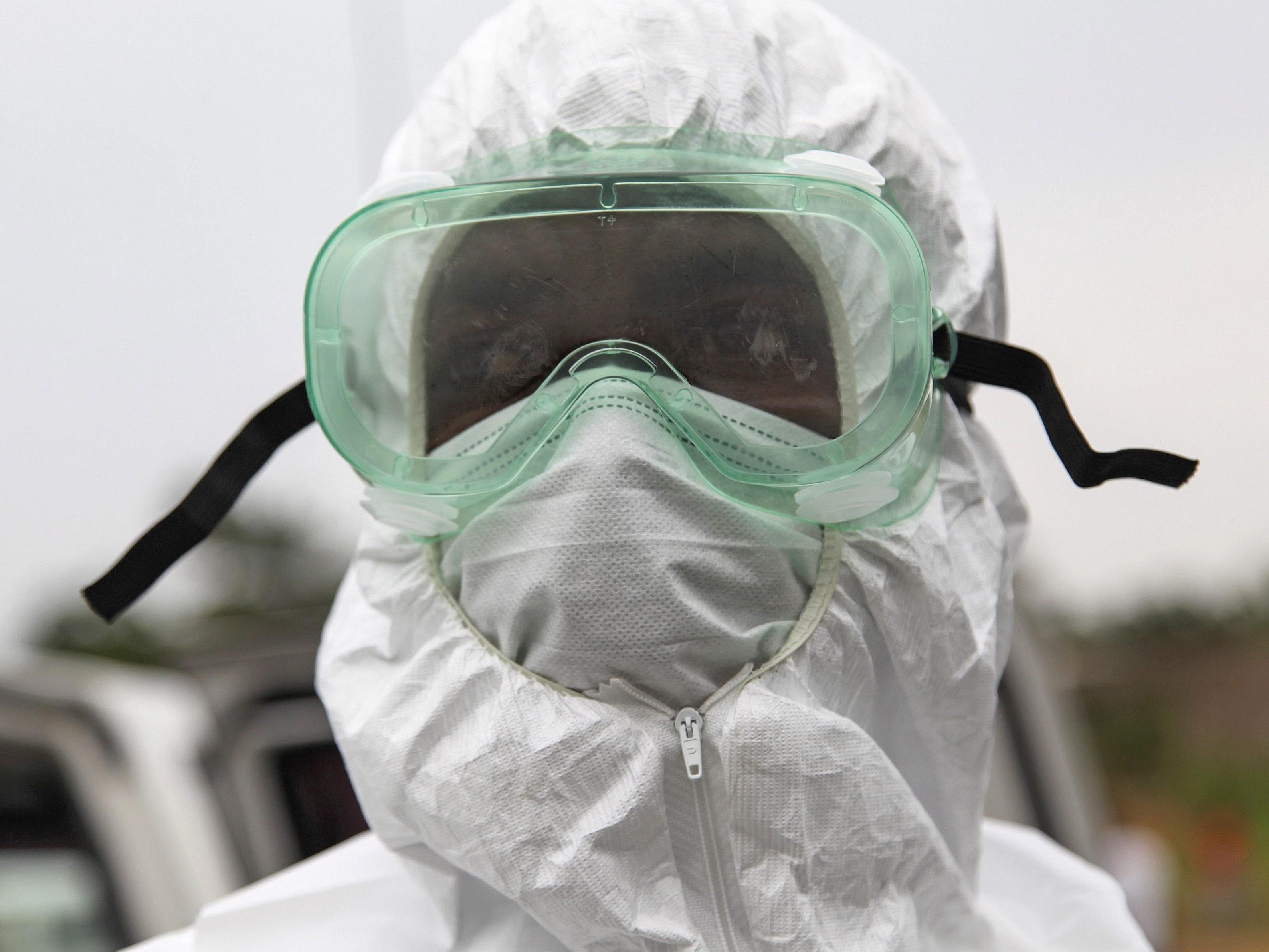 Ebola-Epidemie nimmt dramatische Ausmaße an.