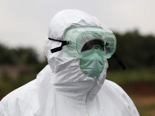 Die schlimmste Ebola-Epidemie seit 1976.